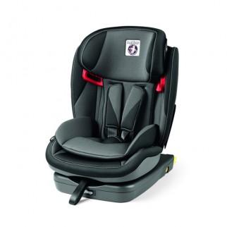 Peg Perego Παιδικό Κάθισμα Αυτοκινήτου Viaggio 1-2-3 VIA Crystal Black