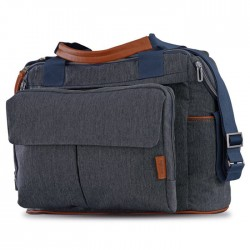 Inglesina Τσάντα Dual Bag Village Denim