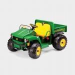 Peg Perego Ηλεκτροκίνητο διθέσιο φορτηγάκι JD Gator HPX
