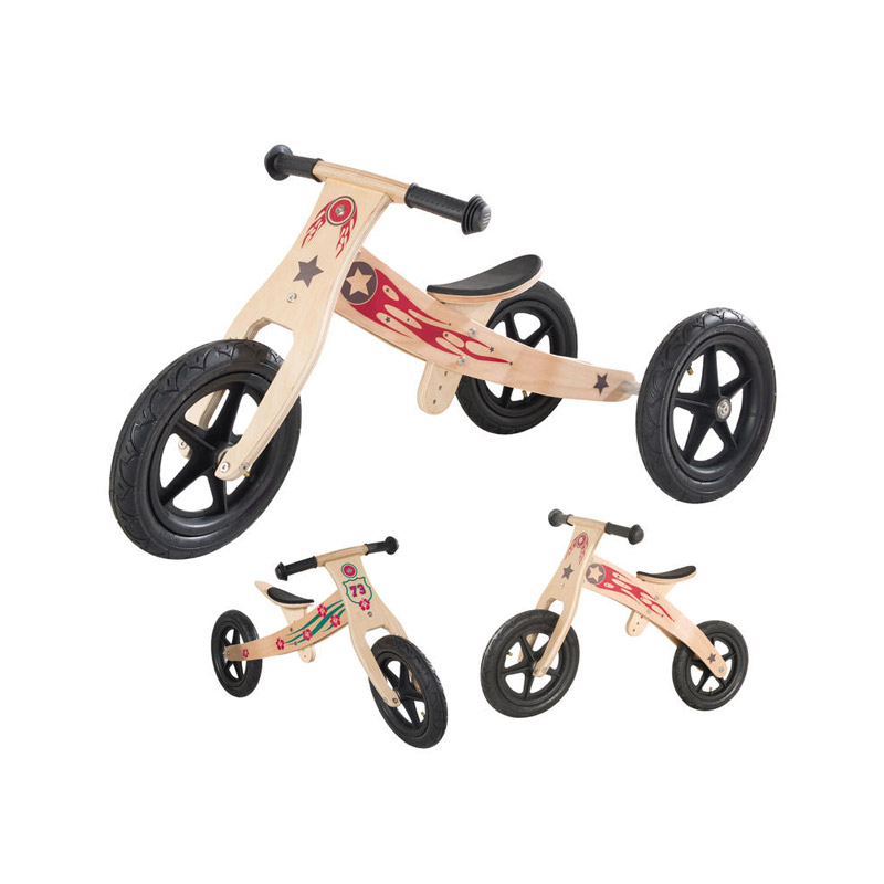 Roba - Ξύλινο ποδηλατάκι ισορροπίας