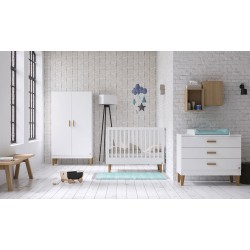 Baby Vox - Βρεφικό δωμάτιο Lounge White